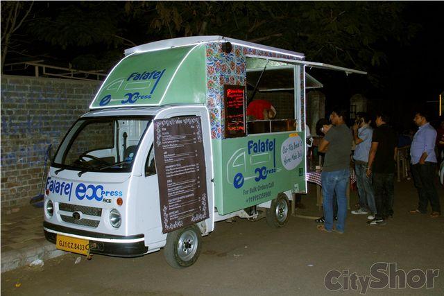 Falafel Express Ahmedabad