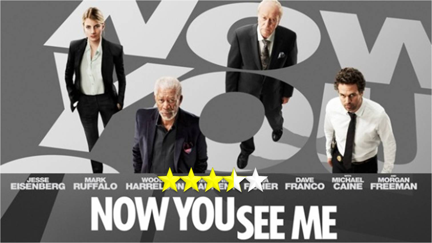 Now You See me movie review Ahmedabad