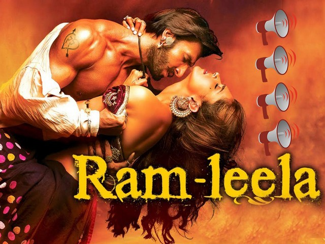 Ram-Leela: A Grand Canvas! Movie Review