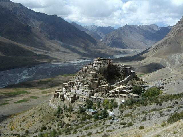 Spiti Village - 7 different languages- One valley- One Village!!!