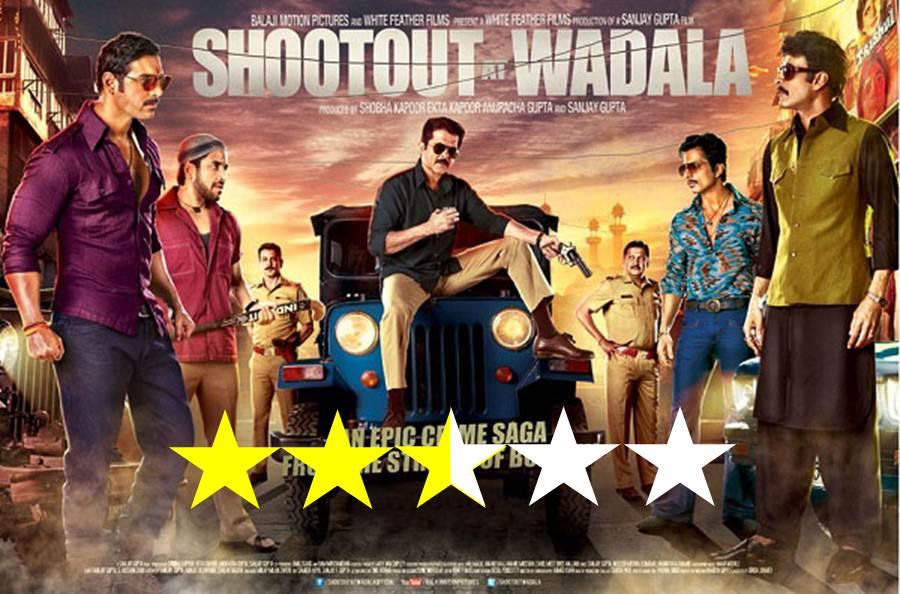 Shootout at Wadala Movie Review