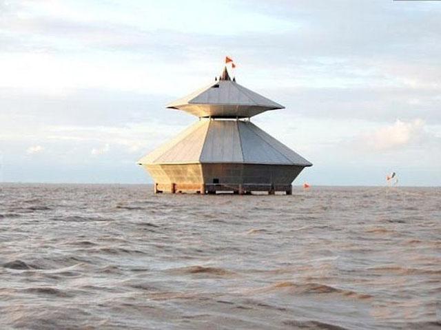 Stambheshwar Mahadev - The disappearing temple of Gujarat