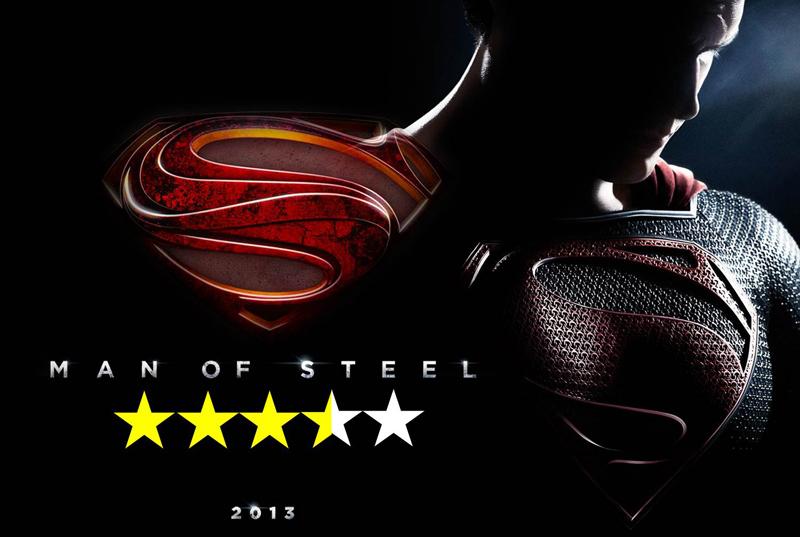 Superman Man Of Steel Movie Review