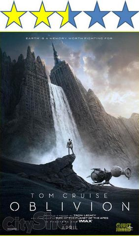 The Oblivion - Movie Review