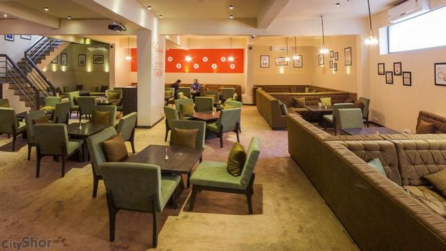 VarieTea Cafe Ahmedabad