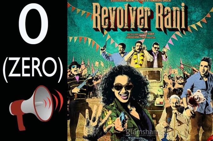 Movie Review   Revolver Rani