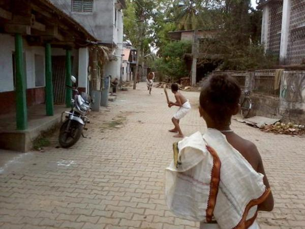 Mattur Village - People here communicate in the language of Gods
