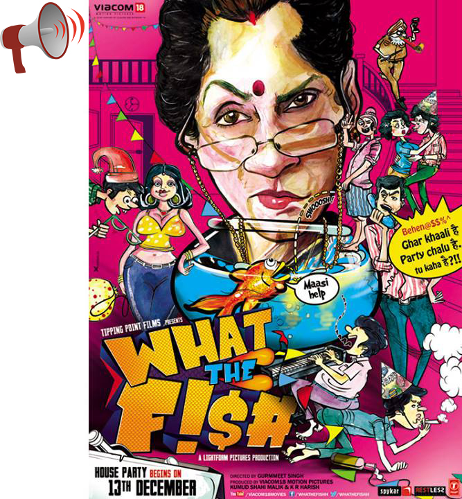 What The Fish! Movie review