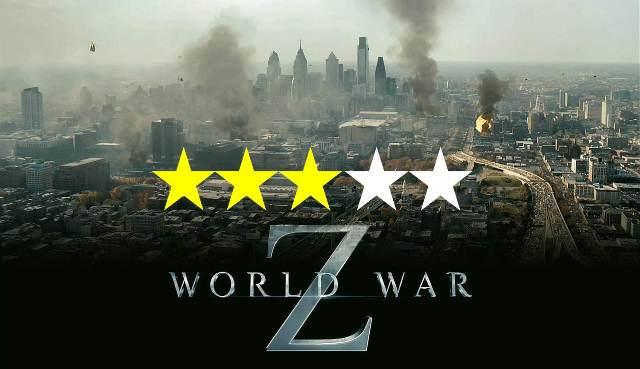 World War Z Movie Review