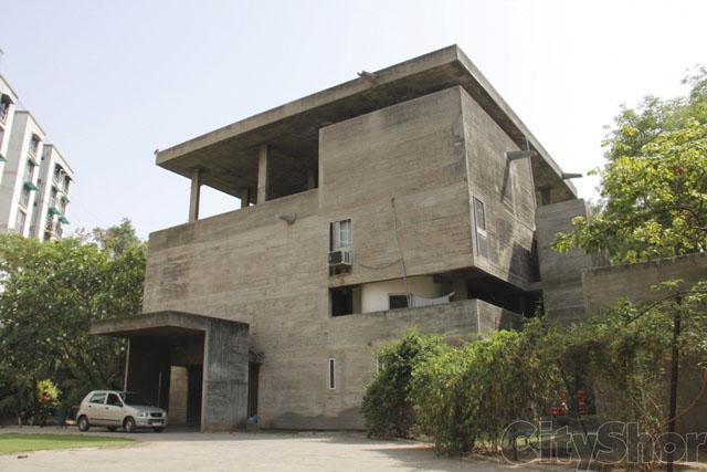 Villa Shodhan Ahmedabad