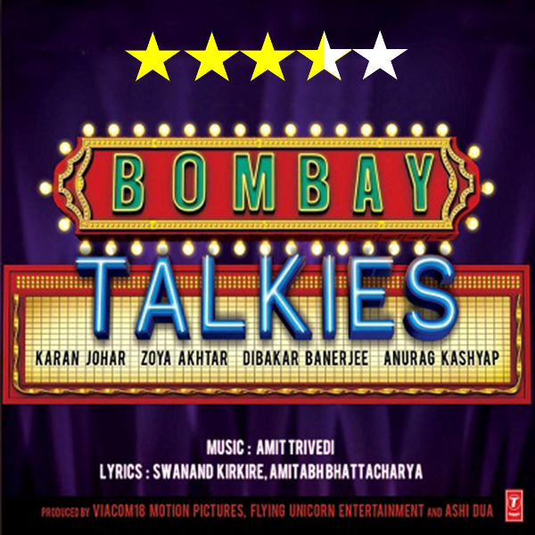Bombay Talkies - Movie Review