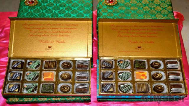 Nupur's Handcrafted Chocolates in Ahmedabad