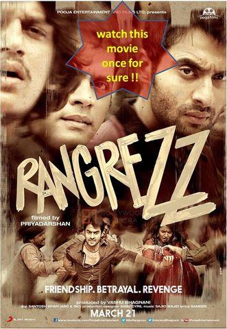 Rangrezz movie review