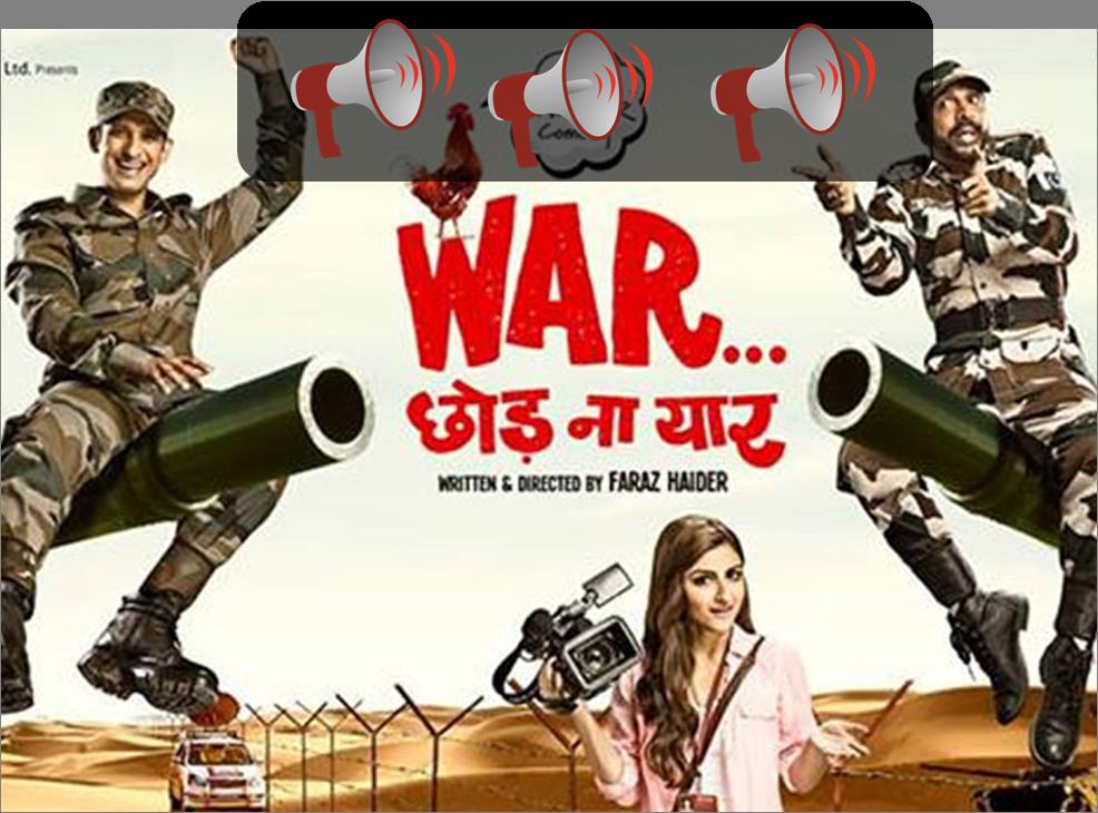 War Chhod Na Yaar Movie Review