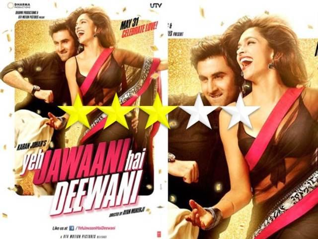 yeh jawani hai deewani Movie Review