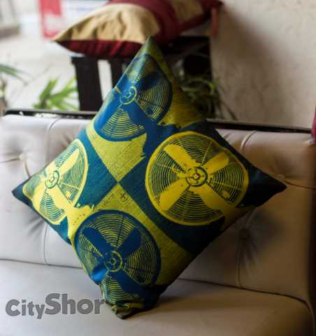 Cushions from FULCRUM