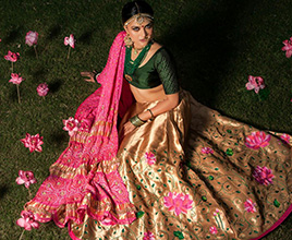 Lovely Lehenga Cholis